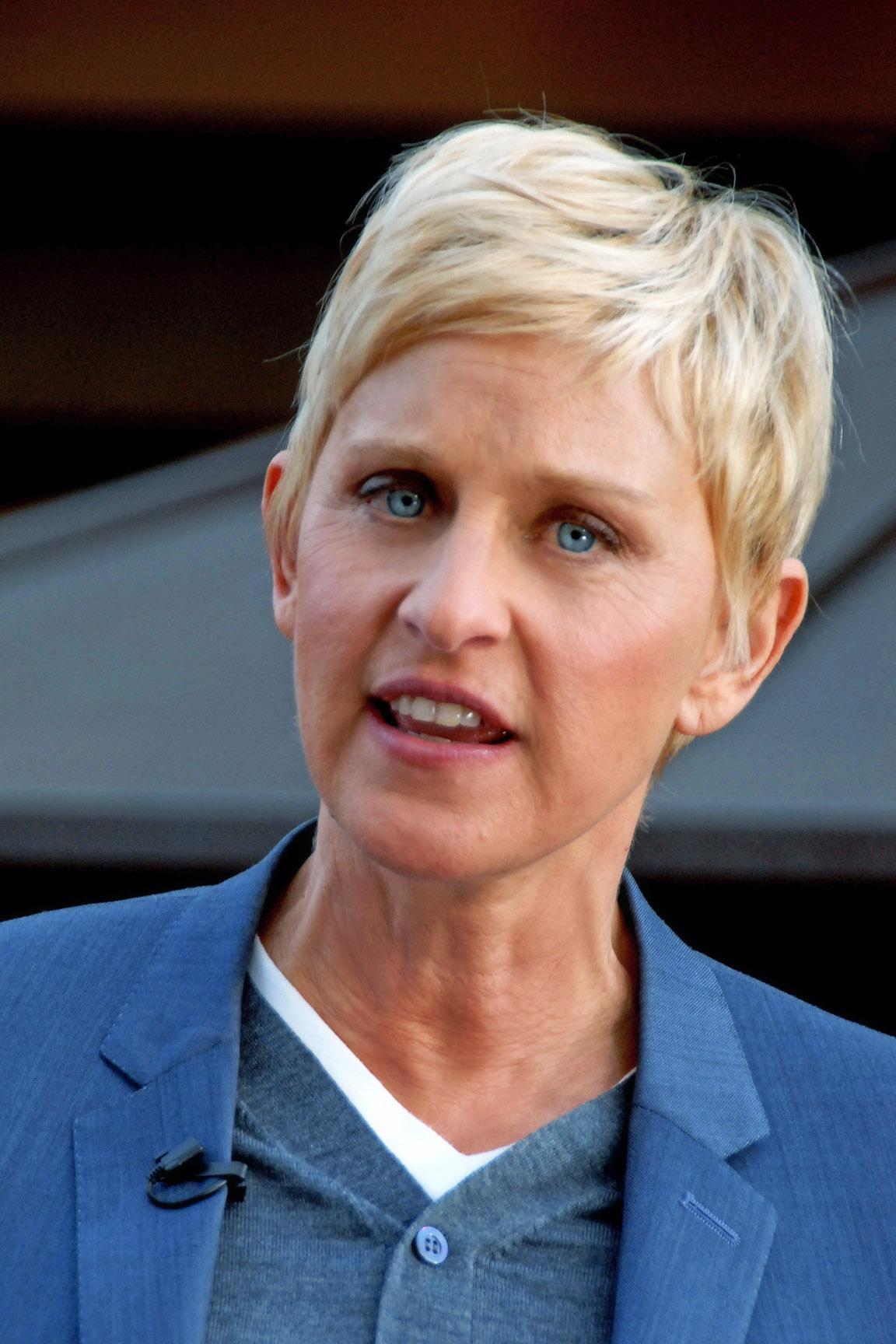 Ellen DeGeneres - ellen-degeneres