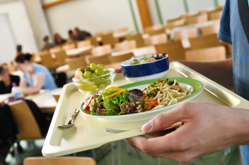 Essen in Mensa