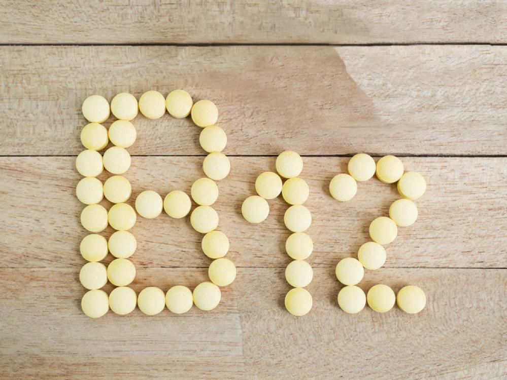 Abb. 1: Vitamin B12 [pmol/L]