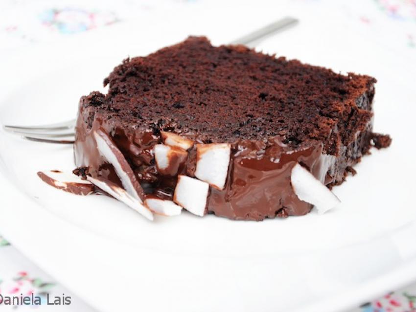 Schokoladen Kokosnuss Kuchen Vegane Gesellschaft Osterreich