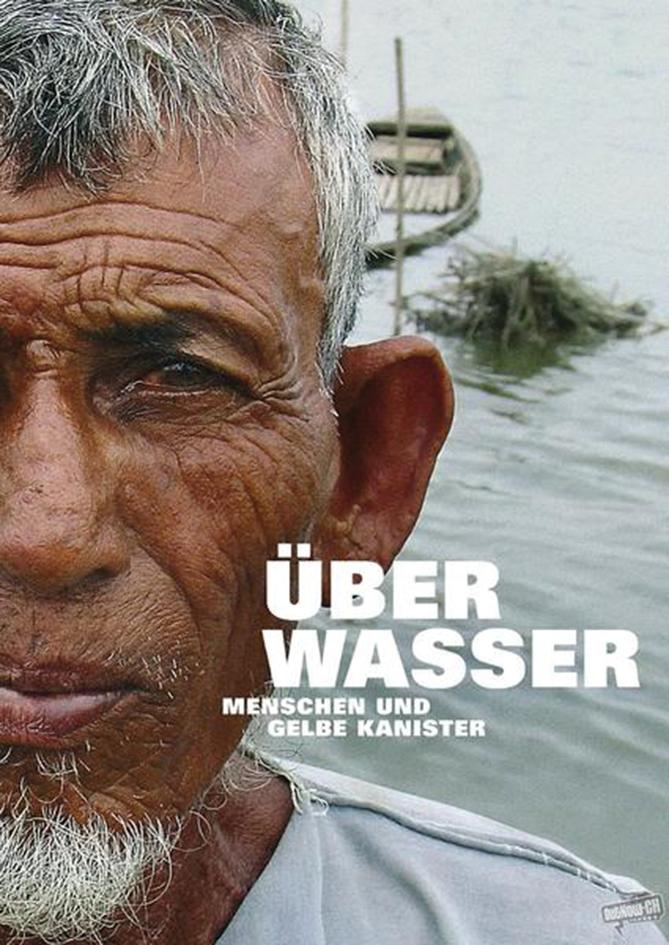 Buch-Cover: Über Wasser