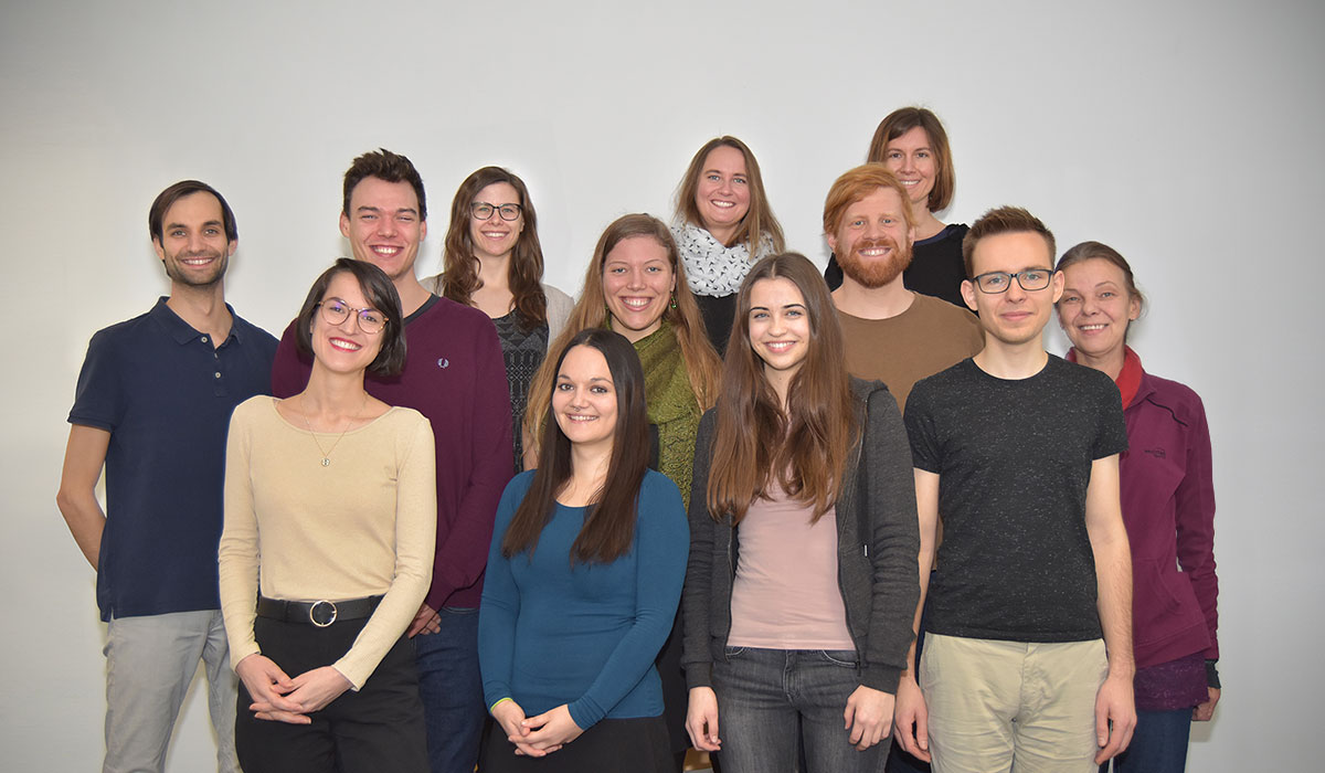 Team der Veganen Gesellschaft Österreich