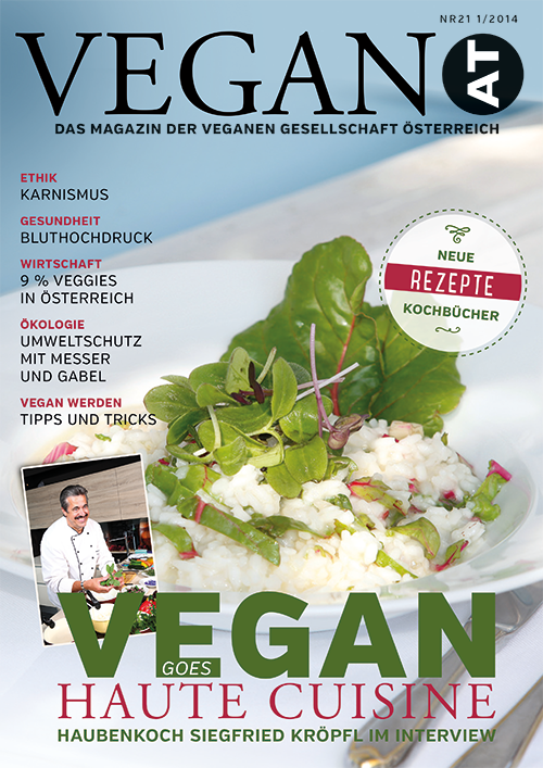 Vegan.at Nr. 21